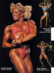 WPW166 - The 1990 NPC Junior Nationals Bodybuilding Contest - More than 40 women! - (160. minutes) - Video Download